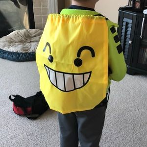 Accessories - 🌻🌻Kids reusable string drawstring backpack. NEW